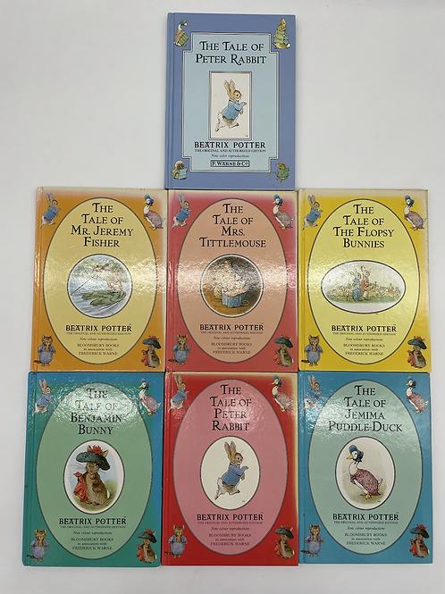 Vintage Beatrix Potter Collection