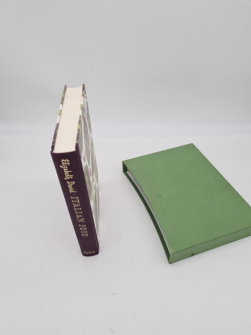 Cookery book with sleeve cover