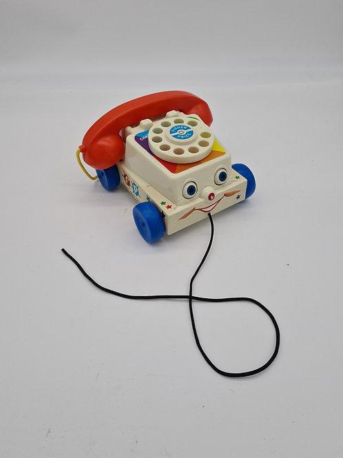 Vintage Fisher price phone