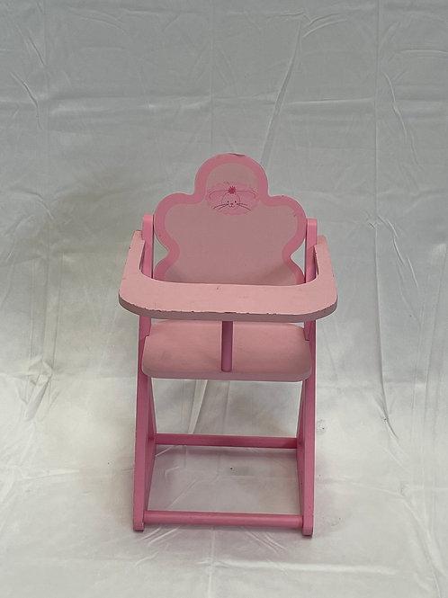 Doll High Chair