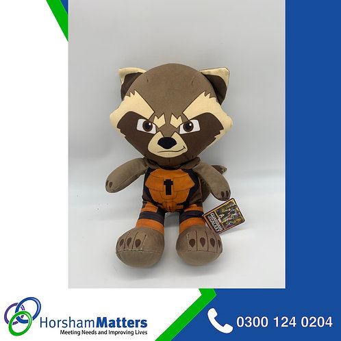Guardians of the Galaxy plush toy