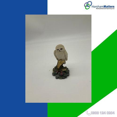 Small Owl statue