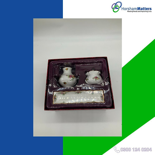 Royal Albert Boxed tea set