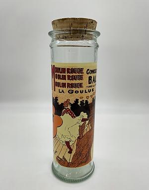 Moulin Rouge Glass Jar