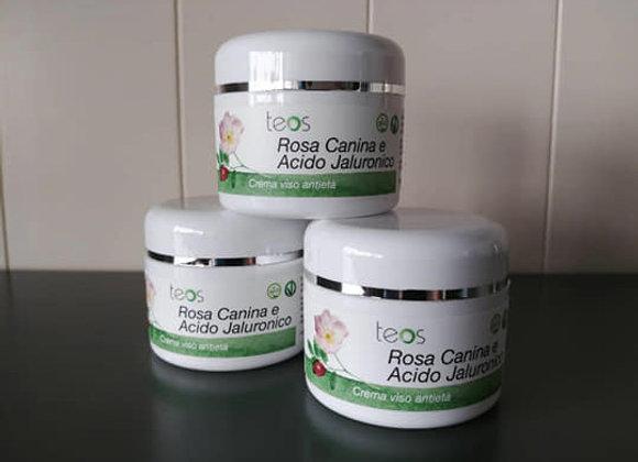 Antiage Rosa Canina e Acido Ialuronico