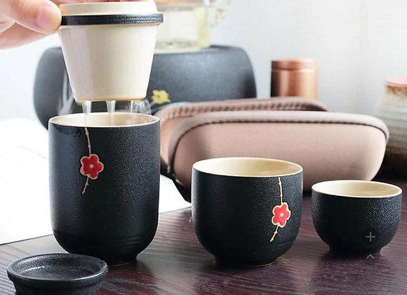 Set da tè: formato da viaggio