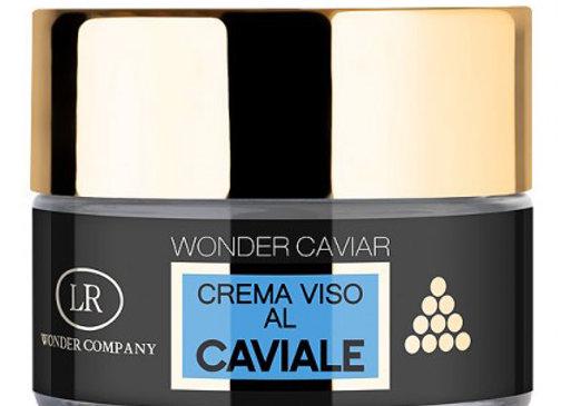 Crema viso al caviale