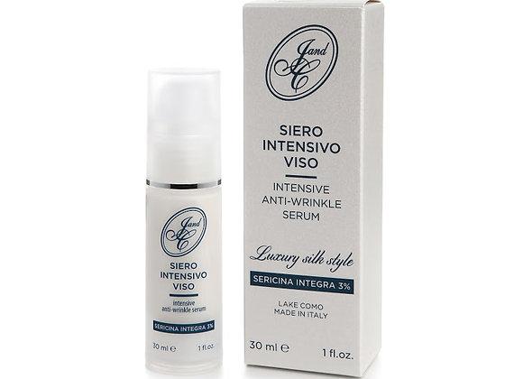 Siero intensivo viso antiage alla Sericina Integra 3%