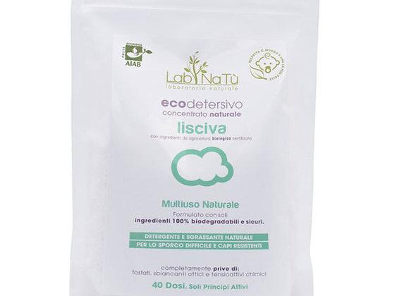 Eco detersivo Lisciva, sgrassante per tutte le superfici
