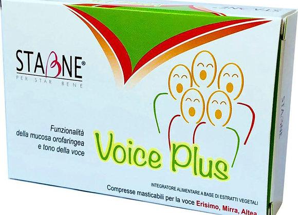 Voice plus, ritrova la voce