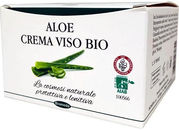 Aloe Crema viso Bio