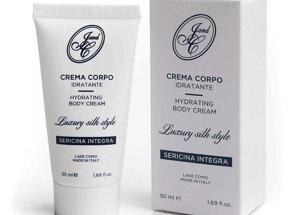 Luxury Crema Corpo Idratante alla Sericina Integra