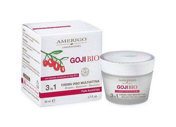 Goji Bio multiattiva 3 in 1