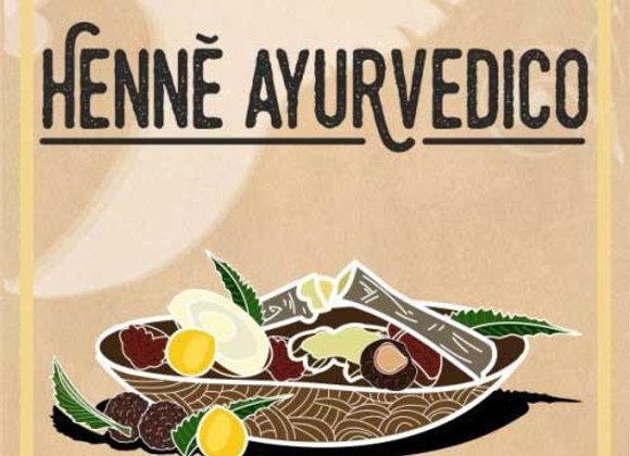 Hennè Ayurvedico Bio: sfumature di rame