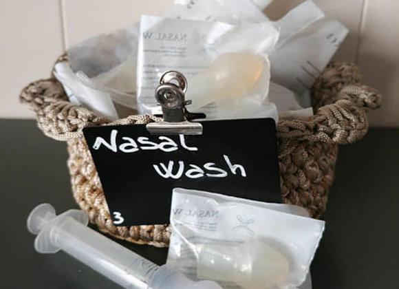 Nasal Washing Cap