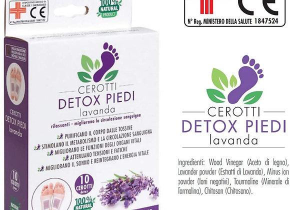 Cerotti Detox per Piedi