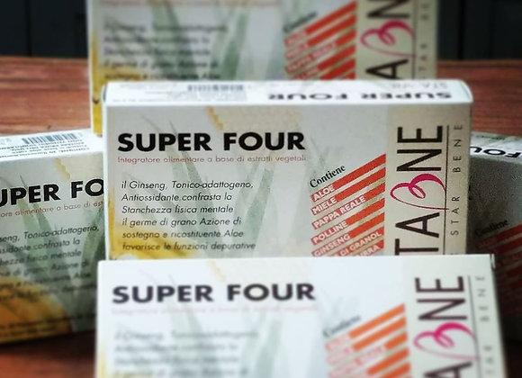 Super Four, l'energia dalle api