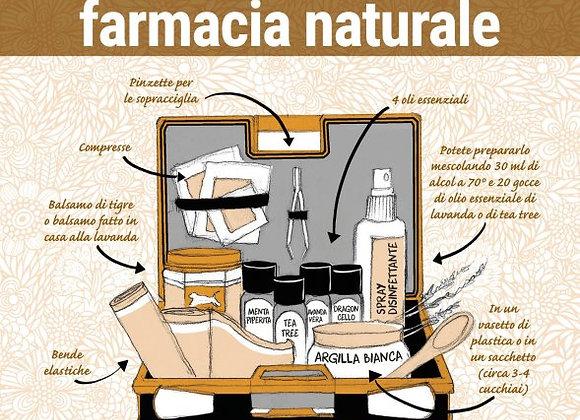 """La tua farmacia naturale"" di Sylvie Hampikian"