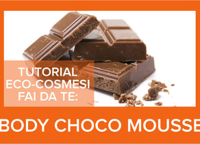 Body choco Mousse: tutorial