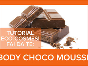 Body choco Mousse: tutorial