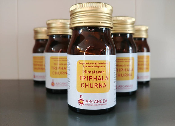 Triphala churna: digestione e acidità