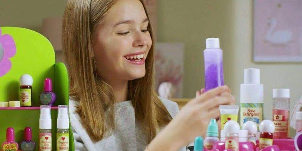 Apprendista streghetta? Laboratorio Online di eco-cosmesi mamy & girl.
