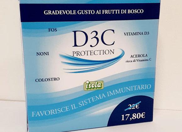 D3C Protection: favorisce il sistema immunitario