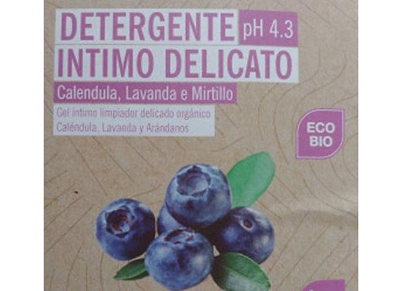 Detergente intimo delicato Calendula Lavanda e Mirtillo BIO