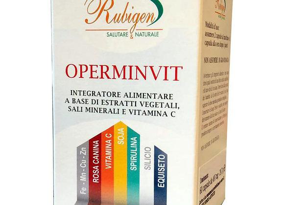 Operminvit, vitamine e minerali