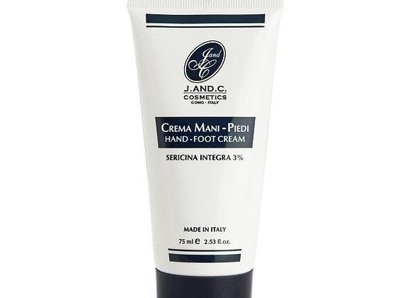 Crema mani/piedi alla Sericina Integra (3%)