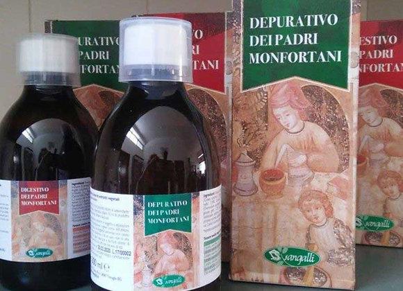Digestivo e Depurativo dei Padri Monfortani