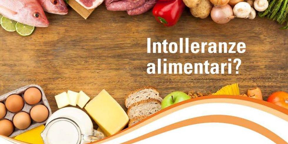 Giornata Test Intolleranze Alimentari
