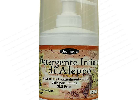 Detergente intimo biologico con Aleppo