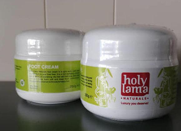 Foot cream Holy Lama, idratante ed emolliente