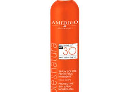 Spray solare protettivo SPF 30