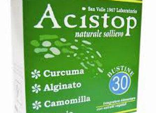 Acistop, contro l'acidità di stomaco