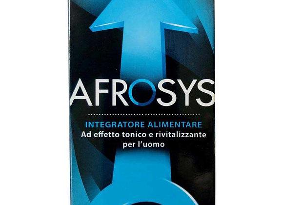 Afrosys, effetto tonico per l'uomo