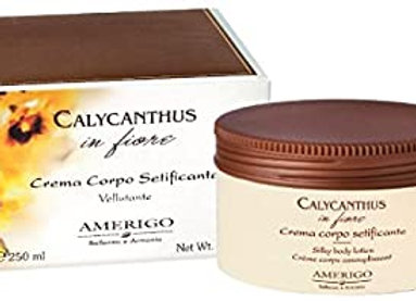 Crema corpo setificante Calycanthus