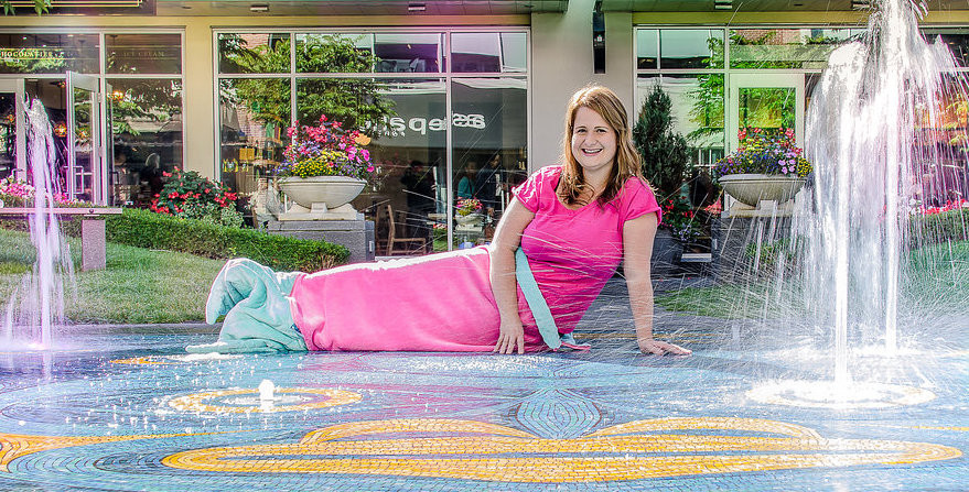 Getting My Mermaid On Photo credits: Kelly Belinda Photography