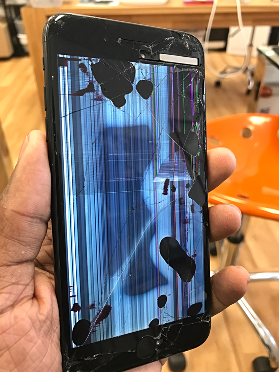 iPhone 7 Repairs Rolling In