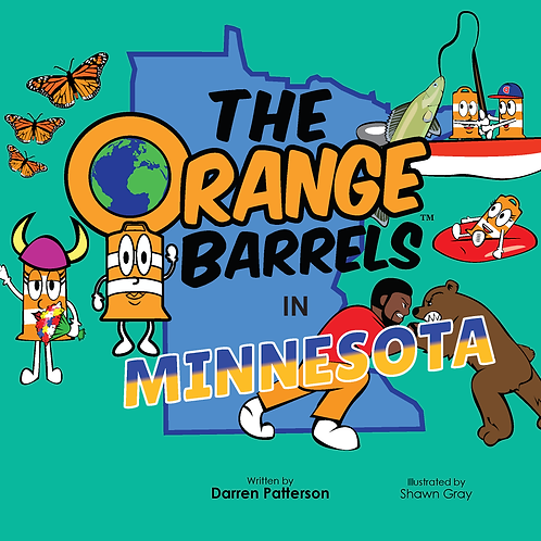 The Orange Barrels in Minnesota