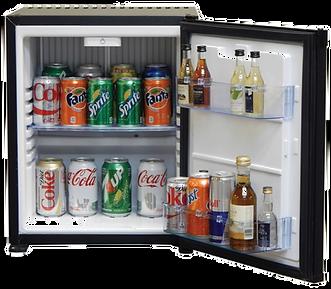 hotel mini fridge