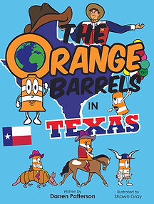 The Orange Barrels in Texas