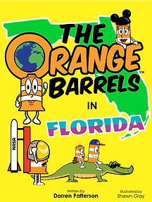 The Orange Barrels in Florida