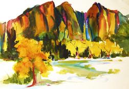 Drama of Yosemite