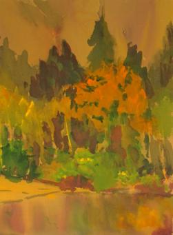 Mytery of Autumn