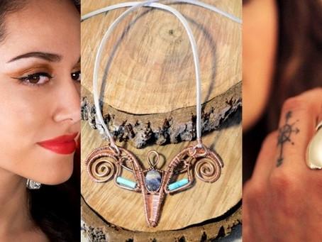 Cosmopolitan features Sara Gallo's Tampon Earrings