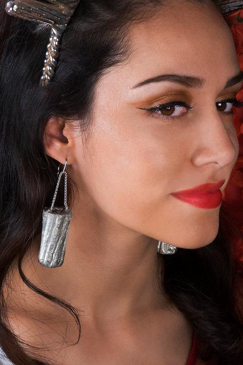 Tampon Earrings