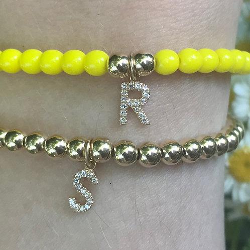 Love Letter Bracelet: Candy Colors