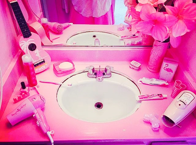 Pink toothpaste_ Check_